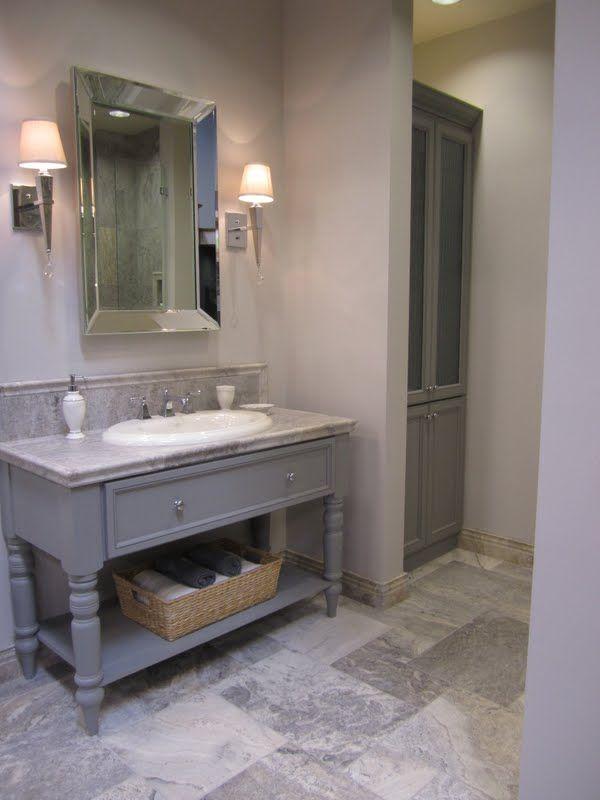 Travertine Bathroom Floor silver travertine floors tiles that we picked out for brayden's