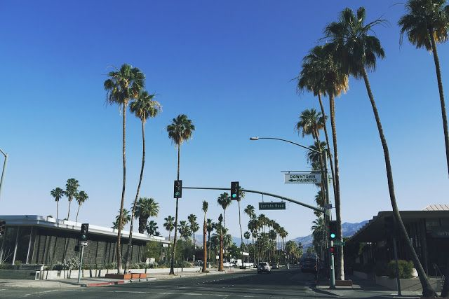 Downtown Palm Springs  [yebaislishan.blogspot.com]
