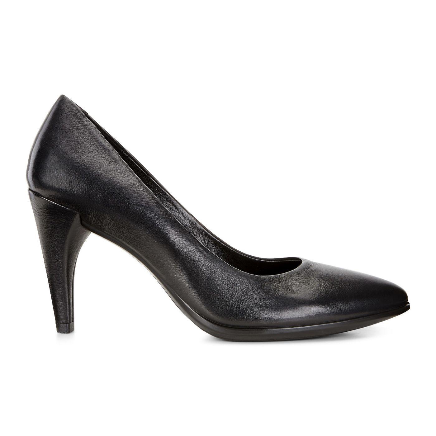 Ecco Shape 75 Pointy Womens Formal Shoes Dress Shoes Womens Women Shoes [ 1400 x 1400 Pixel ]