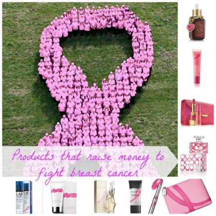 Ways to raise money for breast cancer