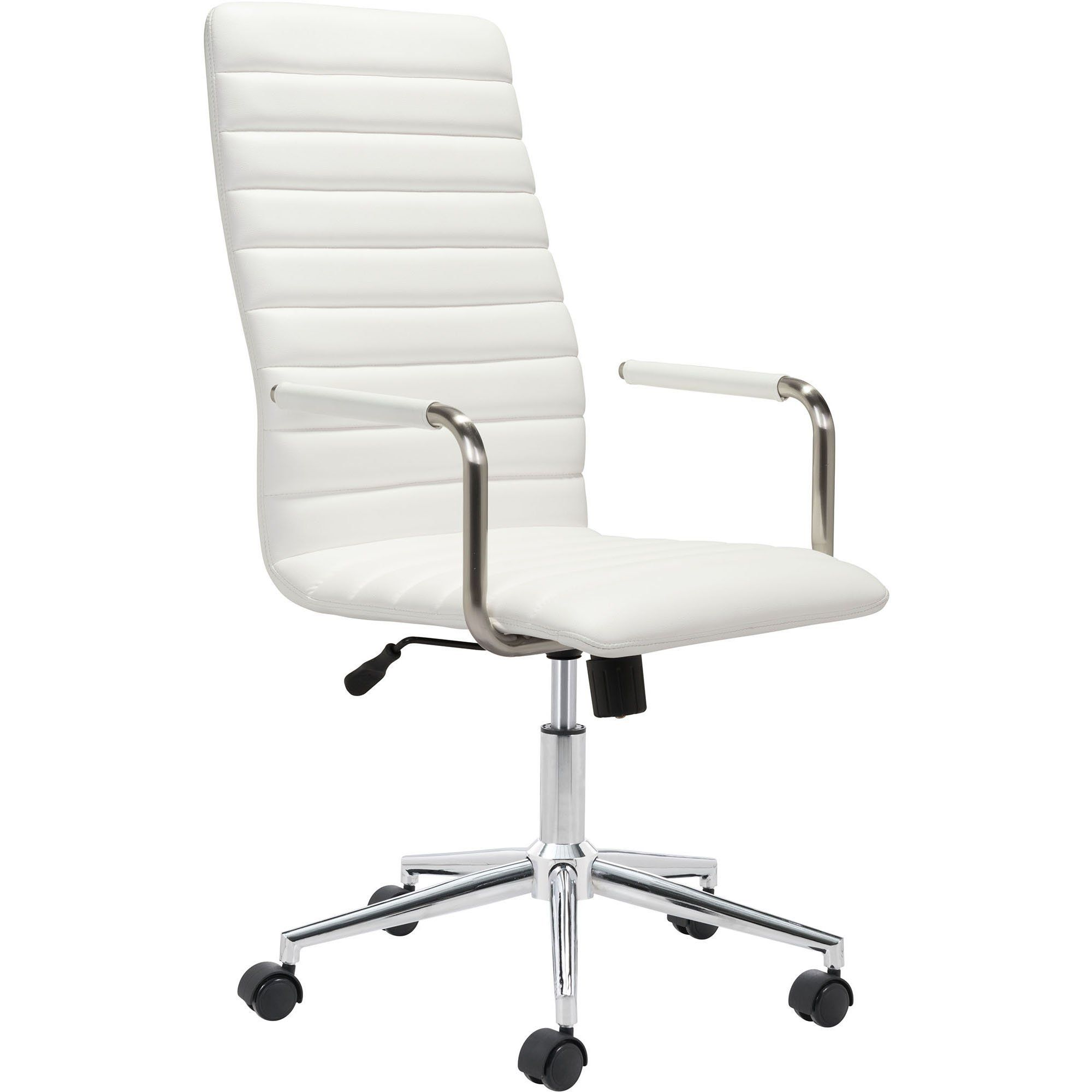 Pivot Office Chair, White
