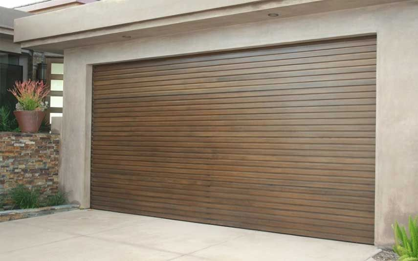 Roll Up Garage Doors Home Depot Design Ideas For Home Exterior Decoration Tips With Planning B Garage Door Design Contemporary Garage Doors Modern Garage Doors