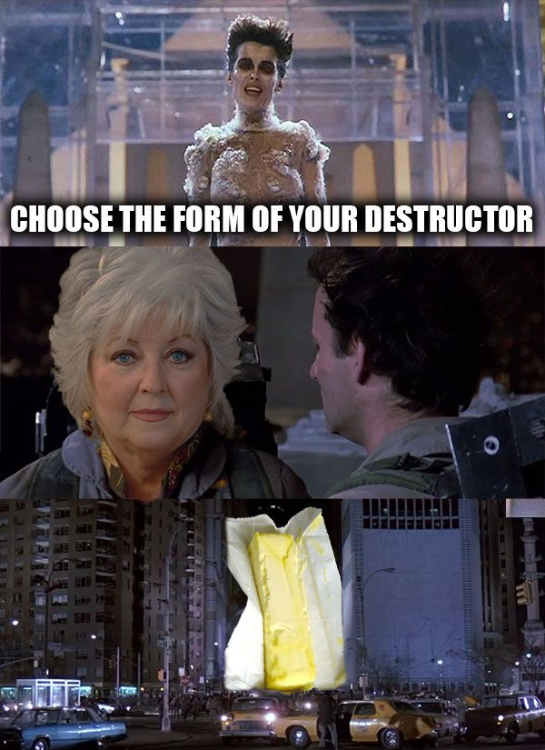 Choose Your Destructor: 15 Ghostbusters Jokes | Slacktory ...