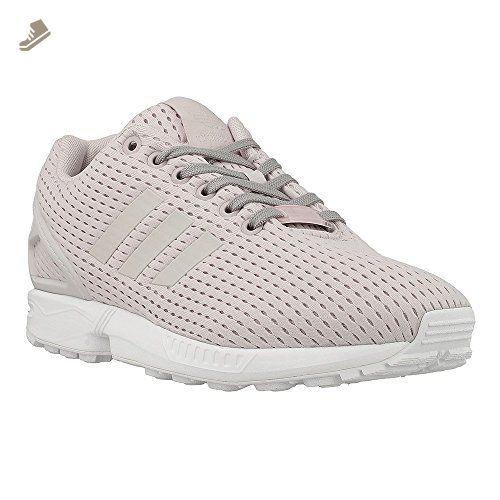 Adidas - ZX Flux W - BA7646 - Color: Cream-White - Size: