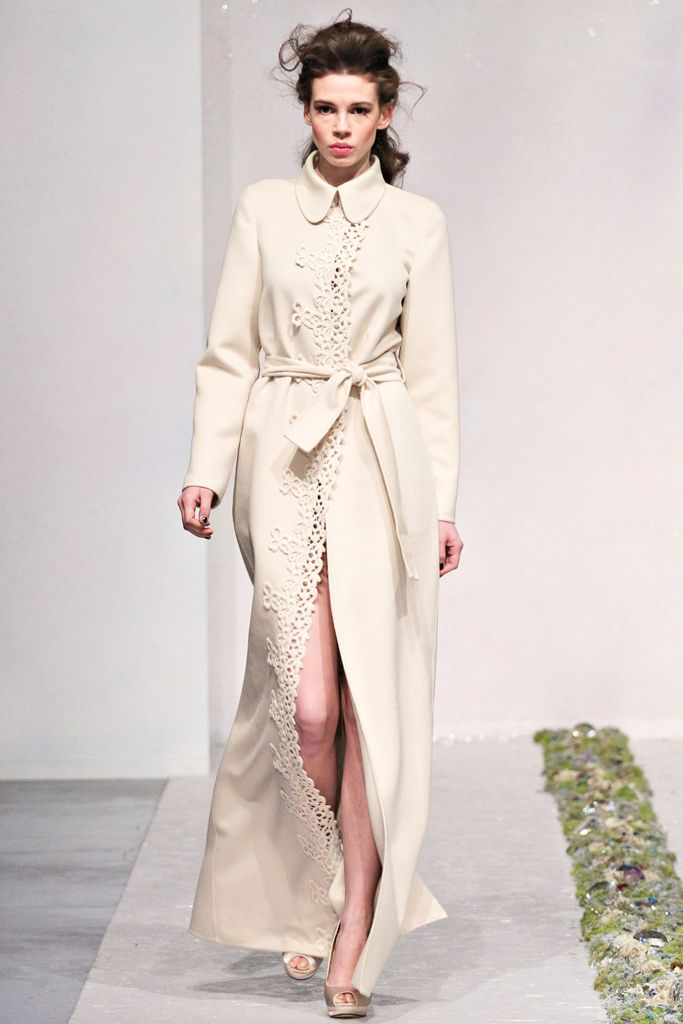 Luisa Beccaria | Fall 2012 Ready-to-Wear Collection | Style.com