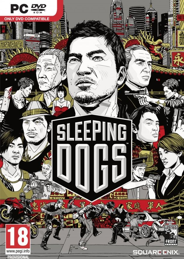 Sleeping Dogs FUll Version Free Download