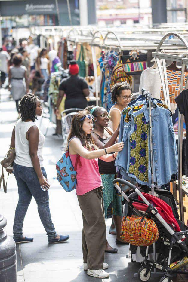 Spitalfields Style Market