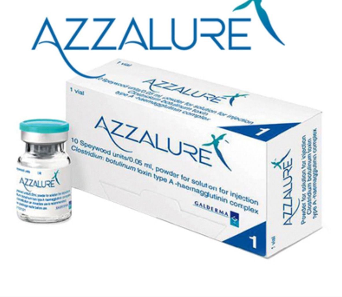 Azzalure is an anti wrinkle injection (botulinum type A