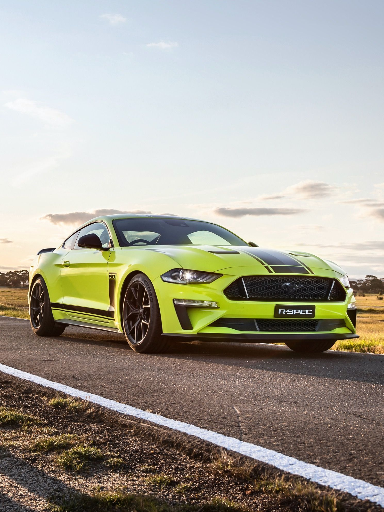 2020 Ford Mustang R Spec Australia Version Mustang Ford