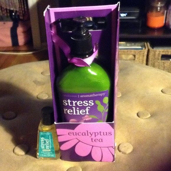 Bath And Body Works Stress Relief Hand Sanitizer 5 Simple Steps To