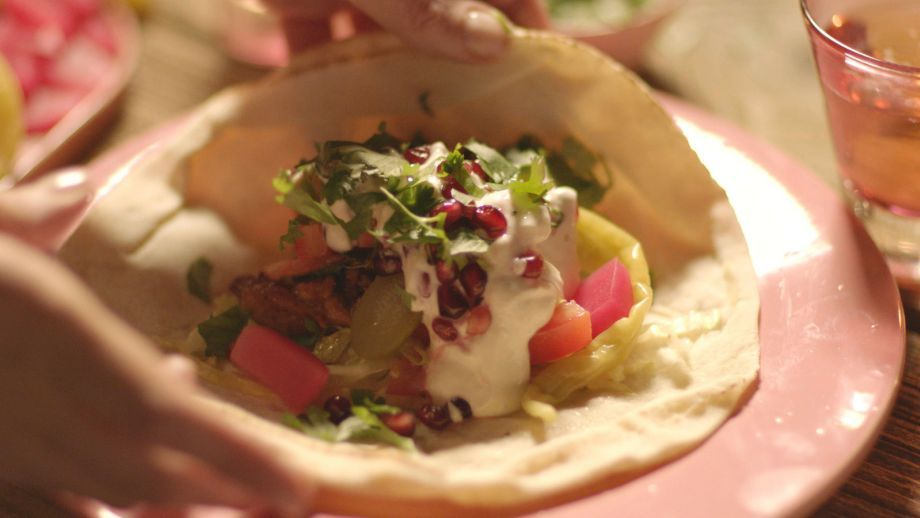 Pollo Shawarma al horno (Oven roasted chicken shawama) - Nigella Lawson - Receta - Canal Cocina