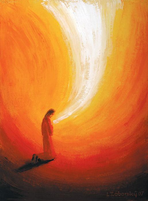 Ladislav Záborský – pittore di luce spirituale