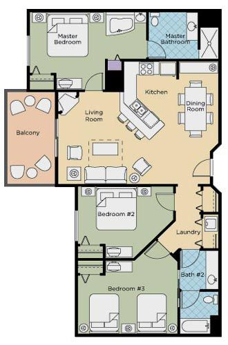 Pin by alexandria peters on glacier canyon lodge diagram - Glacier canyon lodge 2 bedroom deluxe ...