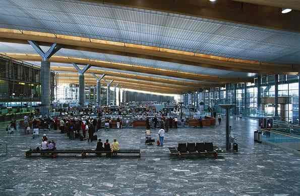 Flights Of Fancy The World S Best Airport Architecture