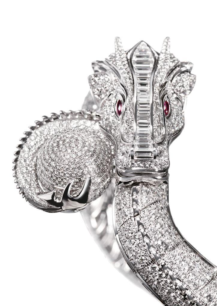 Piaget - Dragon Diamond Secret Watch