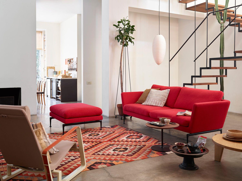 Einzel-schlafzimmer-wohndesign wir haben uns die möbelmarke vitra ins einrichtungshaus und ins