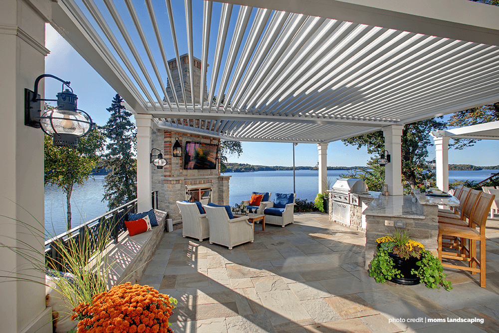 Arcadia Louvered Roofs, Inc. ...Louvered & sliding roof ...