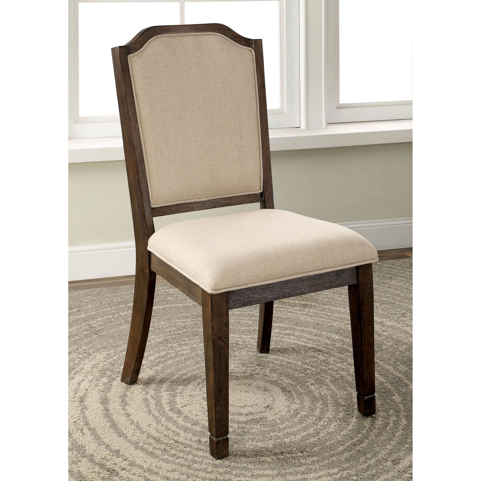 ed1e3eb3132a4a Furniture of America Dorin Side Chair - Set of 2 | Products in 2019 ...