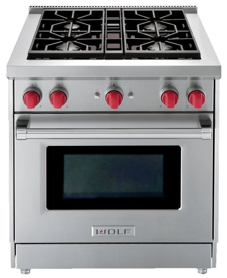 Best 30 Inch Professional Gas Ranges Reviews Ratings Prices