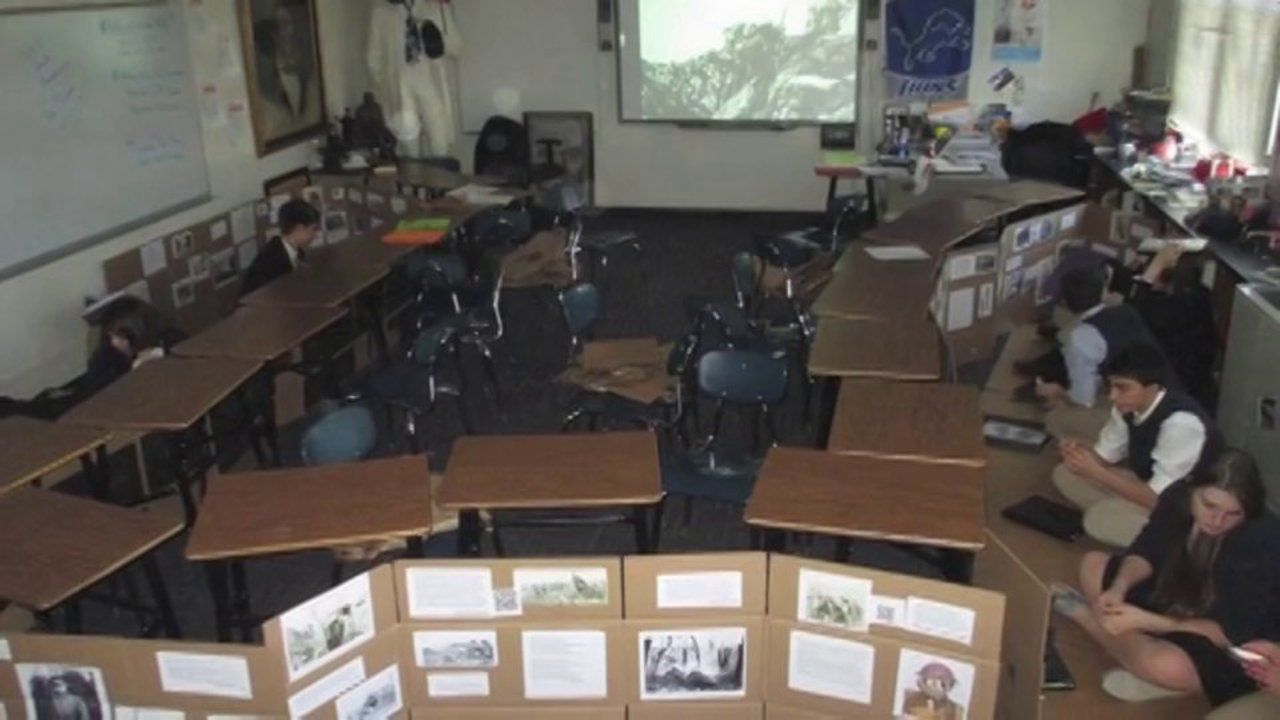 "Students crawl in the trenches of the Western Front to find out what life was like ""Over There"".  Using primary sources and images, students explore the trenches,…"