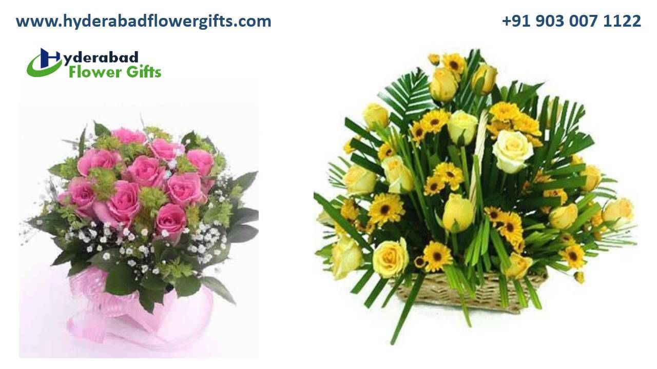Hyderabad flowers delivery flower pinterest hyderabad and send hyderabad flowers delivery izmirmasajfo