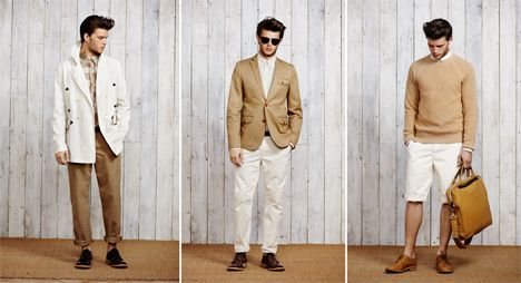 Style vestimentaire en anglais