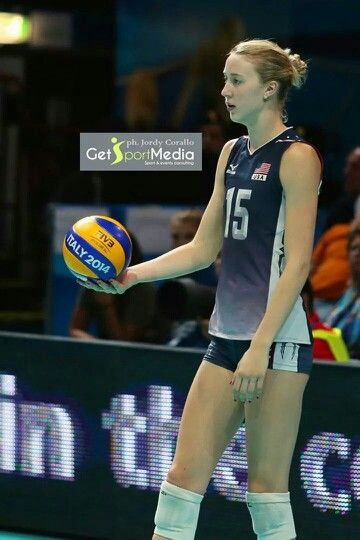 Kim Hill She Is Awesome Female Volleyball Players Volleyball Memes Volleyball