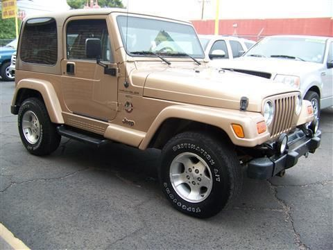 2000 Jeep Wrangler Suv Sahara Sport Utility 2d 39800993 2000