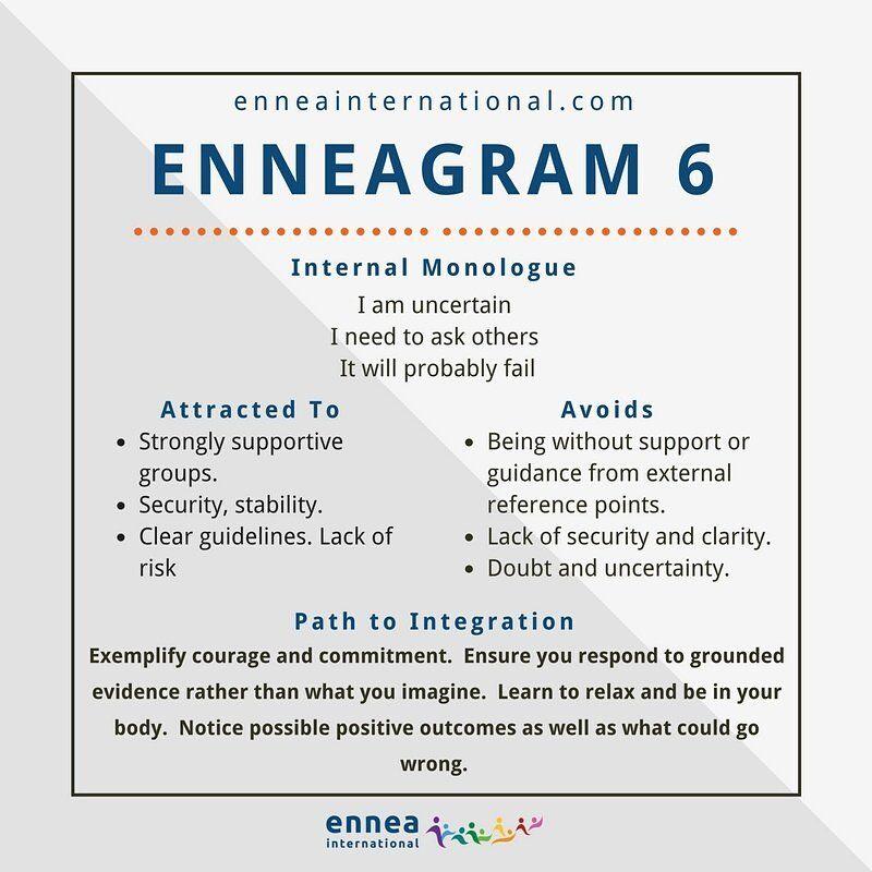 Ennea International (Ennea_Int) Twitter Eneagrama