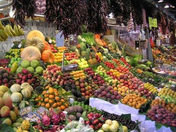 Овощи и фрукты Израиля.   Диета, Полезные продукты, Овощи