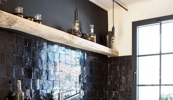 Peinture cuisine moderne  10 couleurs tendance Pinterest Kitchens