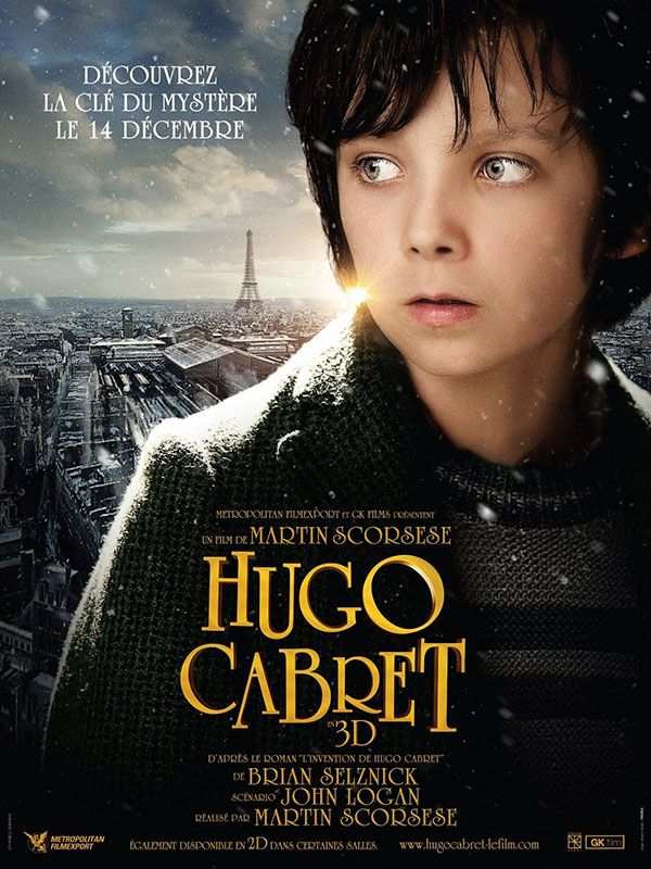 Hugo 2011 Imdb Hugo Movie Hugo Cabret Family Movies