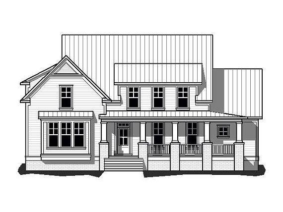Heathfield Farmhouse House Plans Cottage House Plans House Design Photos