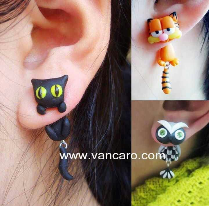 I Could Totally Make This: Now That I Pierced My Ear, I Could Totally Make Some