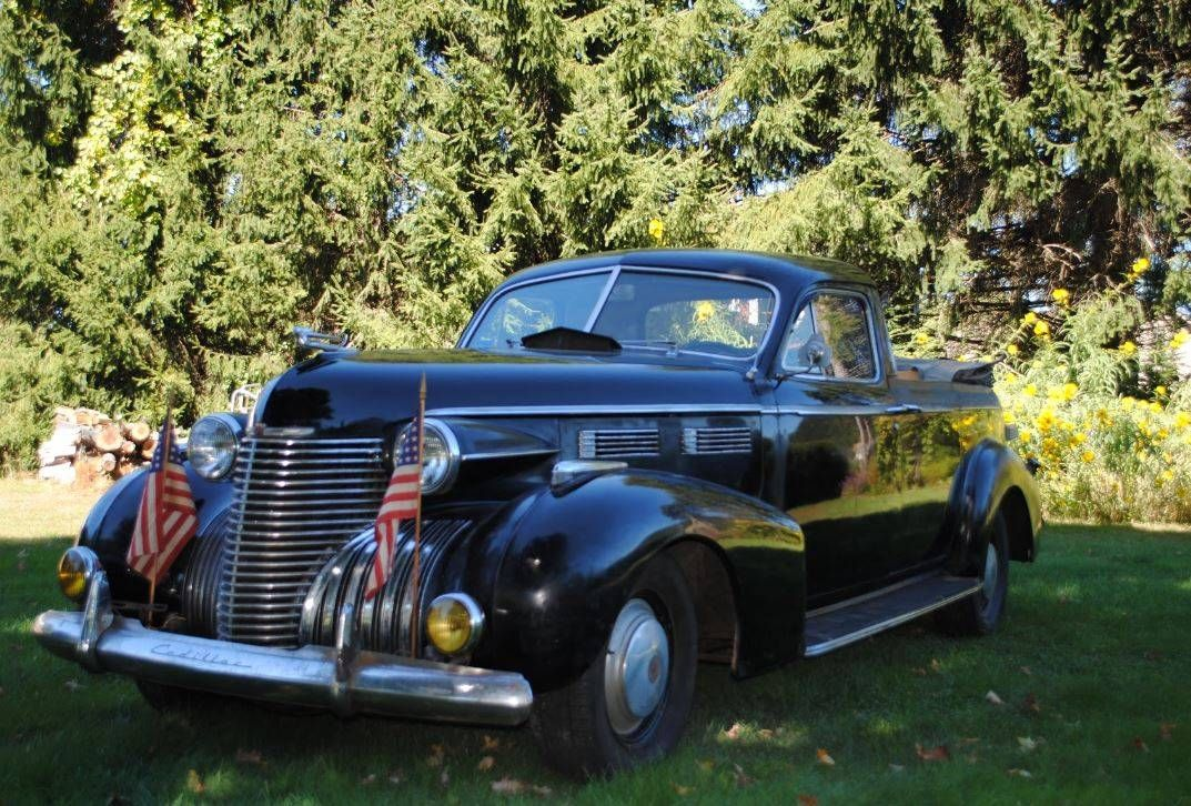 1940 Cadillac 72 for Sale | Vintage Vehicles | Pinterest | Cadillac ...