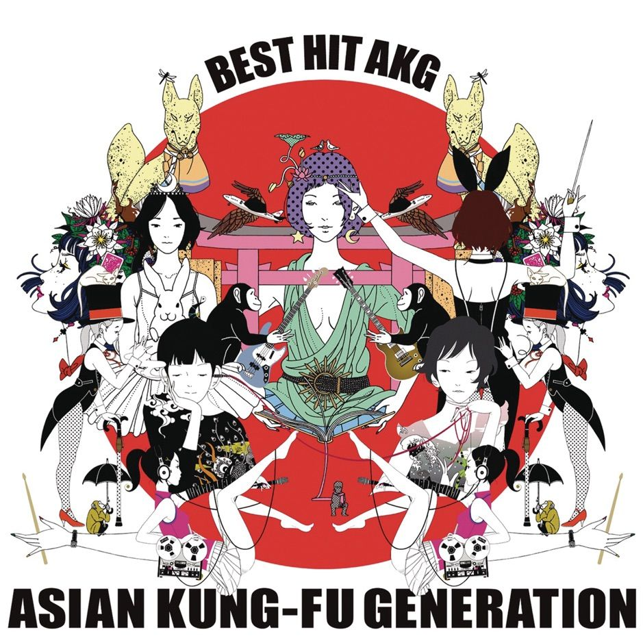 ?Best Hit AKG by ASIAN KUNGFU GENERATION , AFFILIATE,