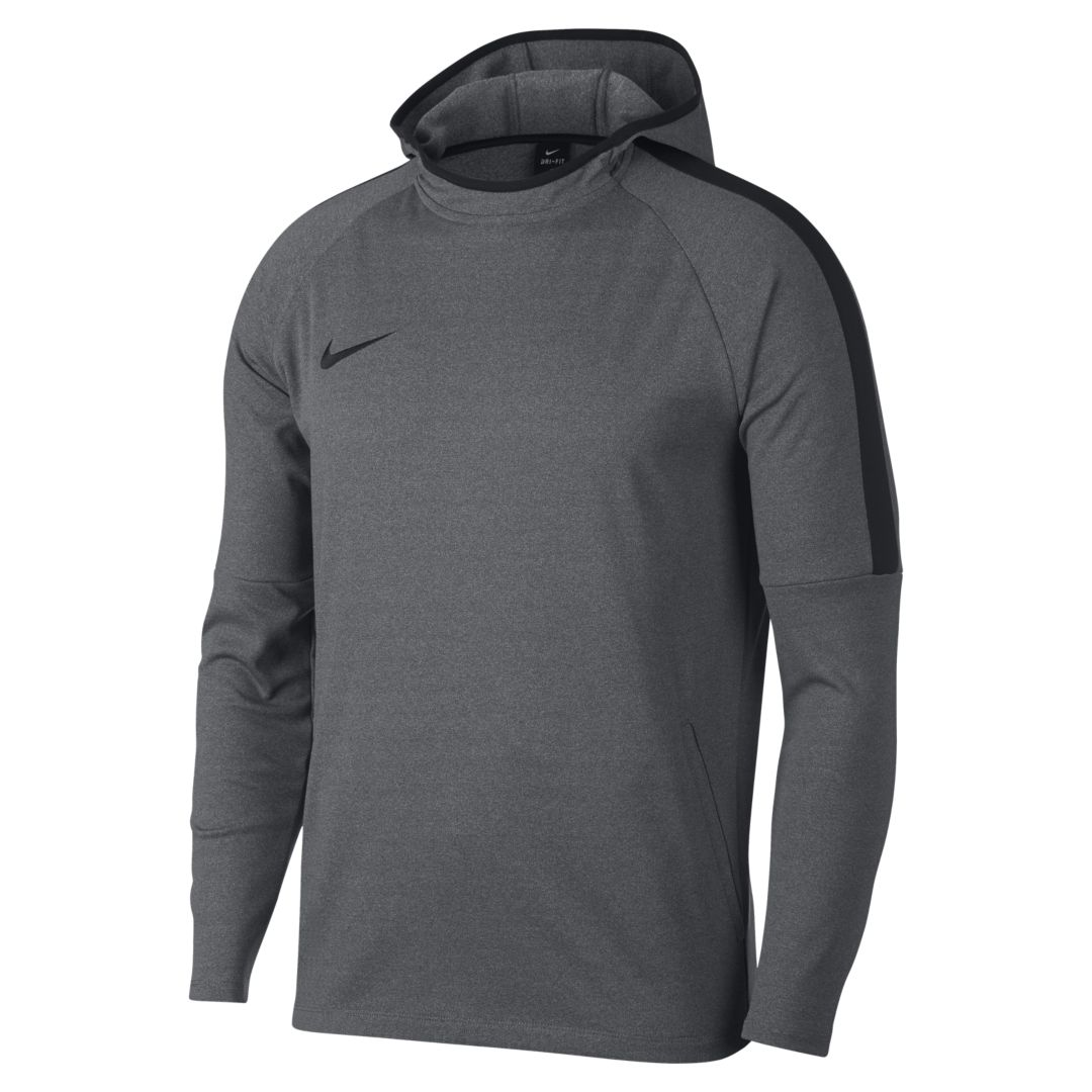 933bc4b7 Nike Dri-FIT Academy Men's Pullover Soccer Hoodie Size 2XL (Black ...