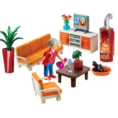 Playmobila Comfortable Living Room Set Bedbathandbeyond Com Playmobil