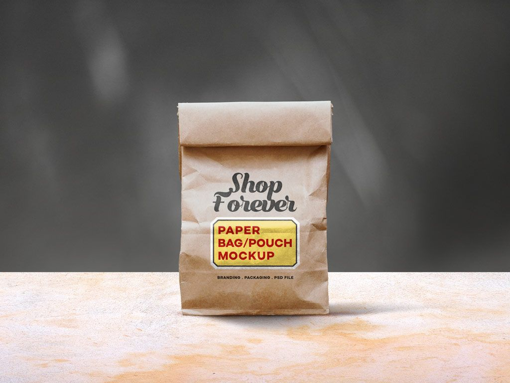 Download All Free Mockups Mockupworld Part 11 Bag Mockup Paper Pouch Mockup Free Psd
