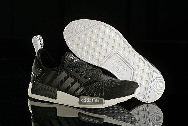 Adidas Original NMD Runner Black Spider