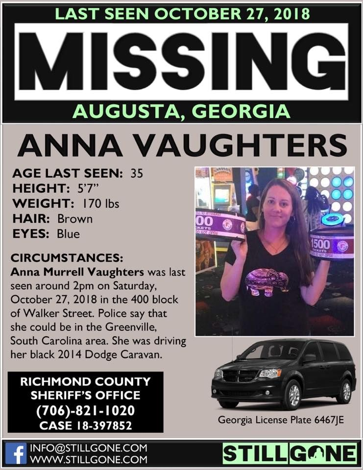 Find Missing Anna Murrell Vaughters! | Limited Case