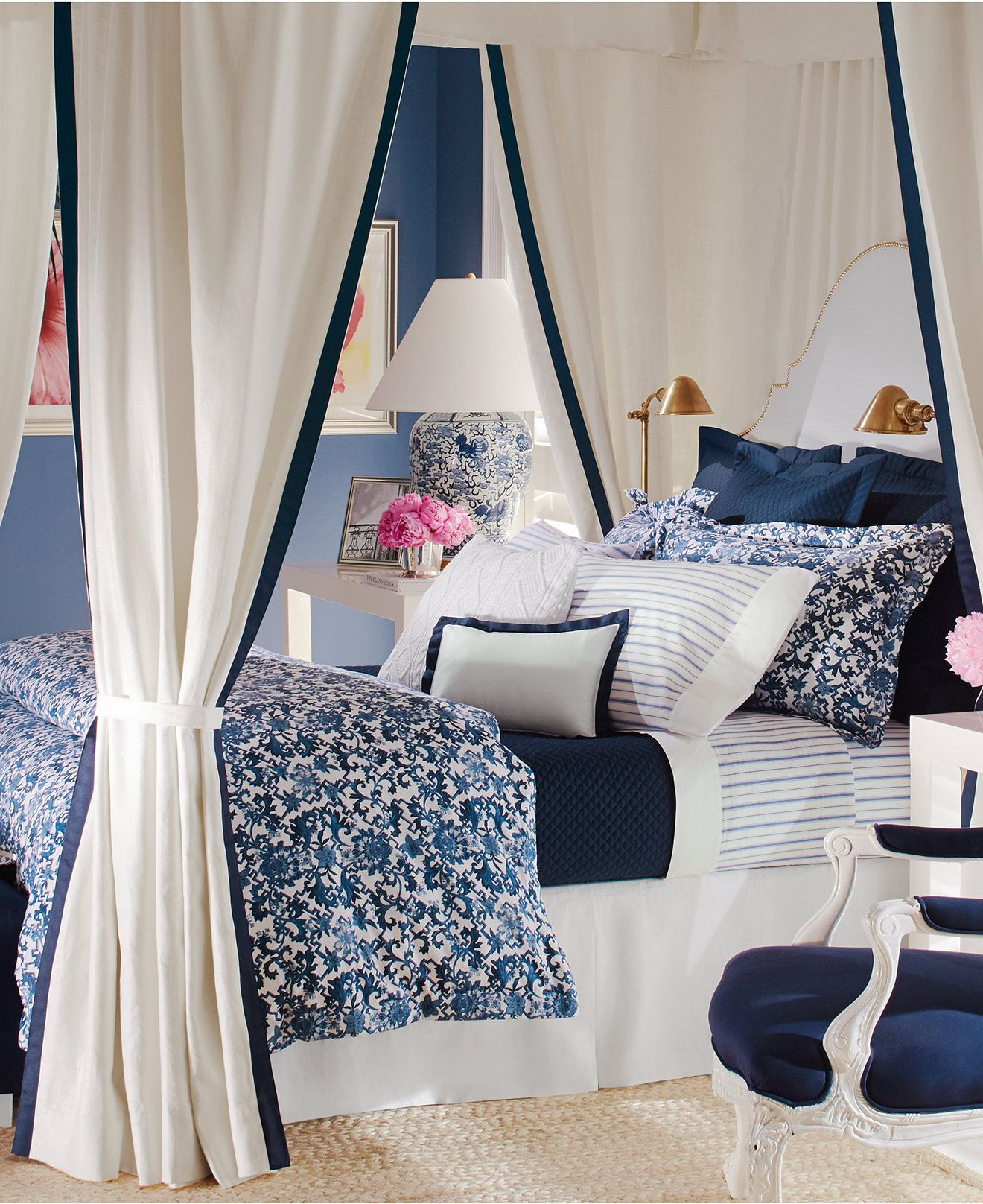 Ralph Lauren Dorsey Bedding Collection Bedding