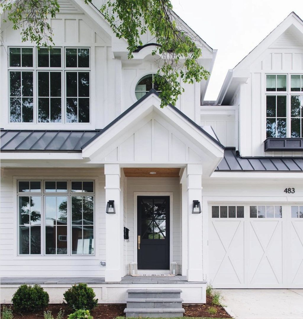 Cool best modern farmhouse exterior design ideas more at https homyfeed also luxxury house plans dream home in rh pinterest