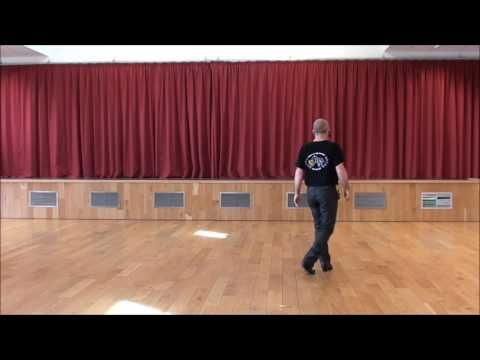 TOMORROW NEVER COMES Line Dance (Teach in French) - YouTube