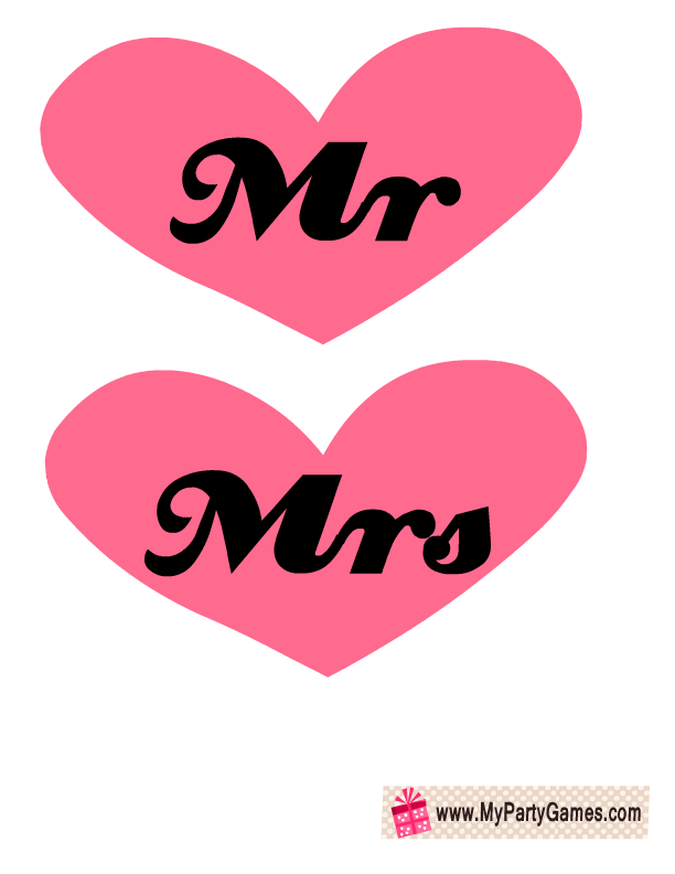 Mr And Mrs Photo Booth Props Photo Booth Props Bridal Shower Photos Bridal Shower Props