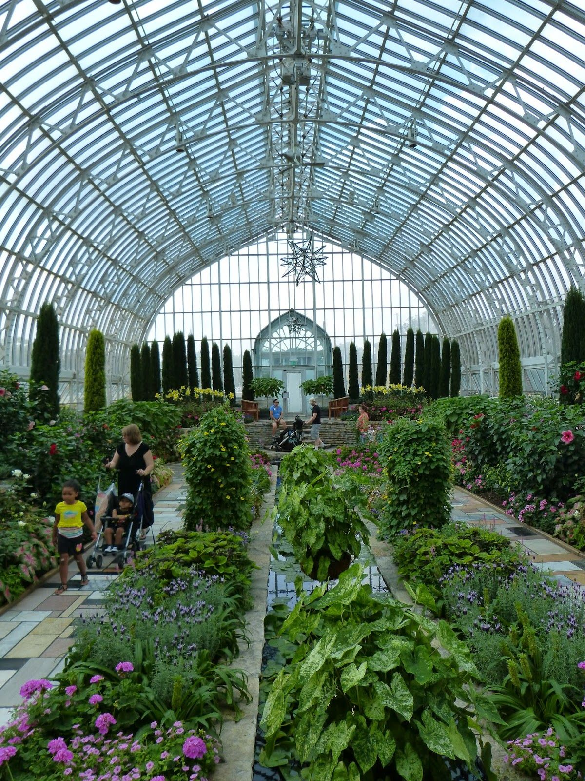 The Rest Of The Summer Botanical Gardens Amazing Gardens