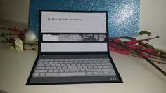 Geldgeschenk Fur Einen Neuen Laptop Mit Fenster Fur Das Geld