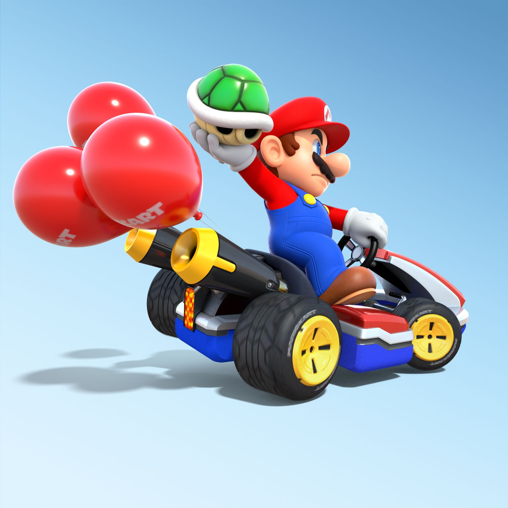 Mario Kart 8 Deluxe Hd Artwork Mario Kart Mario Kart 8 Mario
