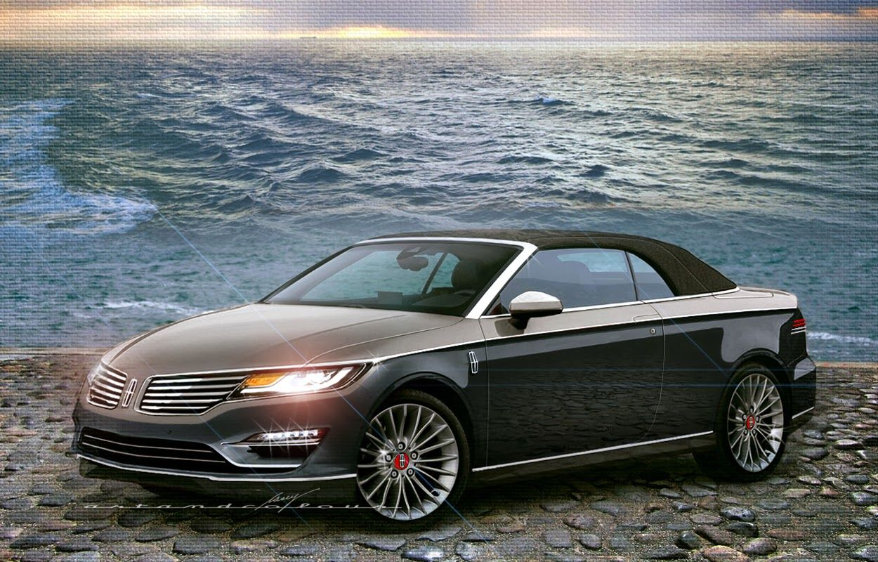 2017 Lincoln Mke Capri Convertible Concept