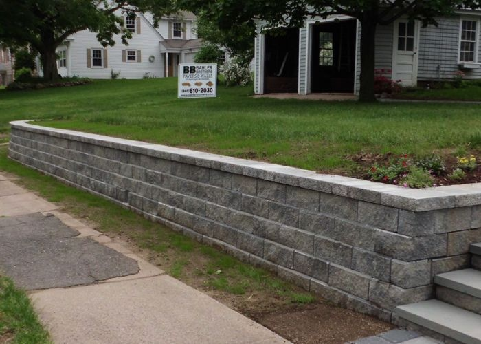 Techo Bloc S Semma Retaining Wall Block Outdoor Space Ideas Landscaping Retaining Walls Retaining Wall Cost Retaining Wall